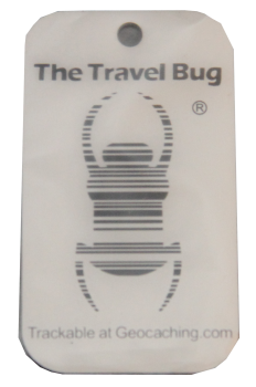 Travel Bug –GLOW in the Dark