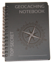 "Geocaching ""Notebook"" A6"